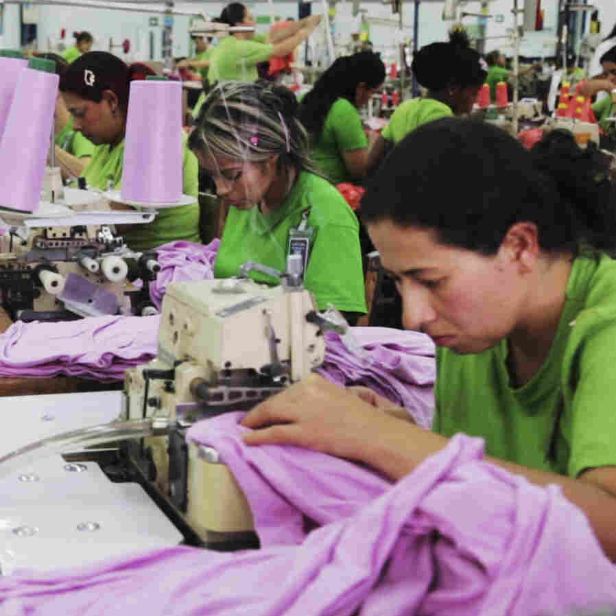 'Our Industry Follows Poverty': Success Threatens A T-Shirt Business