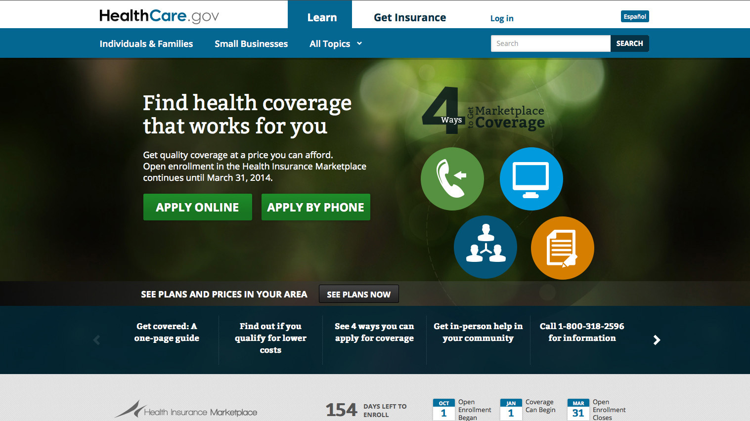 A New Worry Looms Online For The Affordable Care Act
