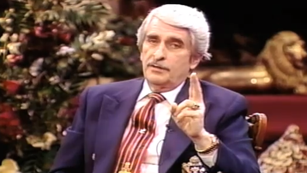 Paul Crouch, Co-Founder Of Trinity Broadcasting Network, Dies