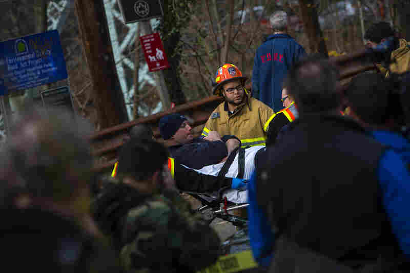 New York Gov. Andrew Cuomo said in a press conference that 11 of the injured were listed in critial condition.