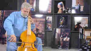 Teller Breaks His Silence To Talk 'Tim's Vermeer'