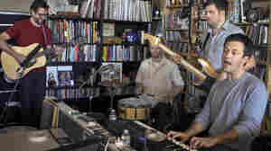 The Dismemberment Plan: Tiny Desk Concert