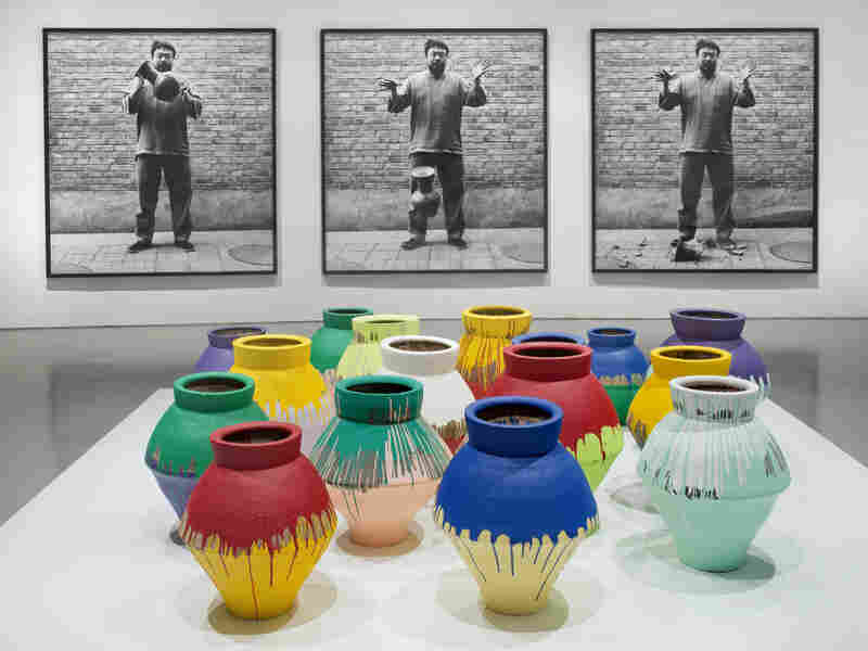 A retrospective exhibit featuring the work of Chinese artist Ai Weiwei is first up at the PAMM, including his installation According to What? shown at the Hirshorn Museum and Sculpture Garden in Washington, D.C., in 2012.