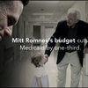 """This image, provided by the Obama For America campaign, shows a still frame made from a video ad entitled """"Only Choice."""""""
