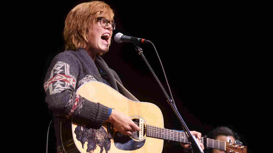 Brett Dennen performs live on Mountain Stage.