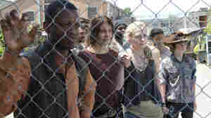 Zombies And Hope On 'The Walking Dead'