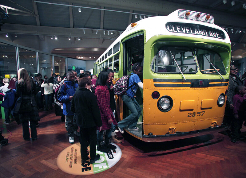 A Poorly Worded Rnc Tweet On Rosa Parks Backfires It S All