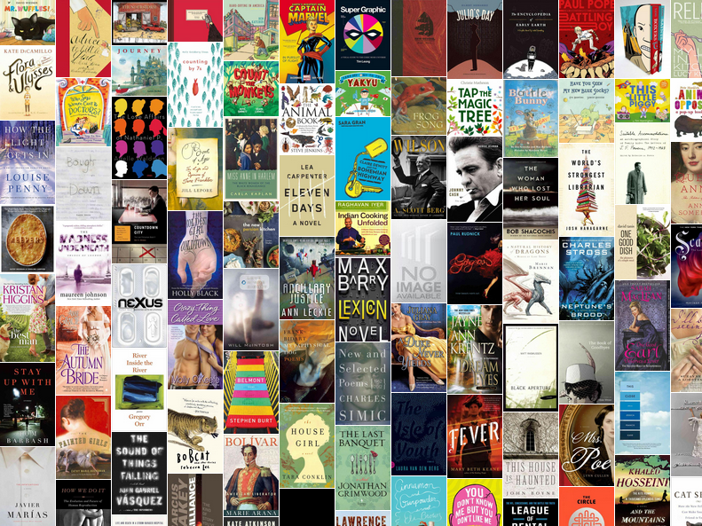 Browse More Than 200 Of This Year's Standout Titles