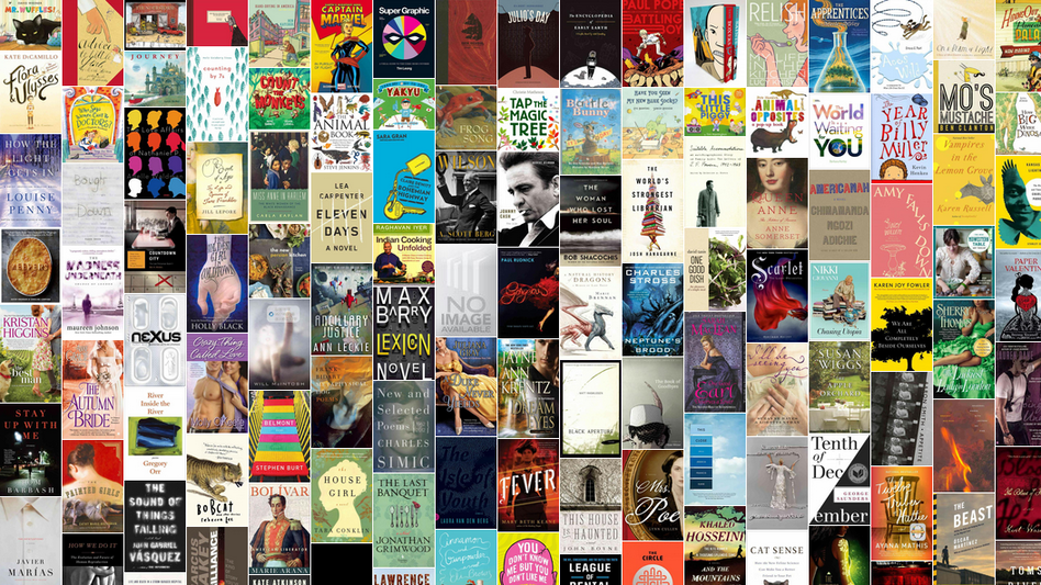 Browse More Than 200 Of This Year's Standout Titles (NPR Staff)