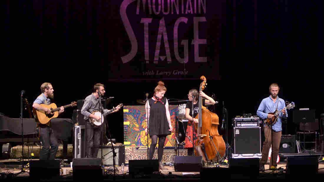 Joy Kills Sorrow performs live on Mountain Stage.