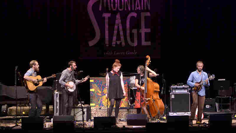 Joy Kills Sorrow On Mountain Stage