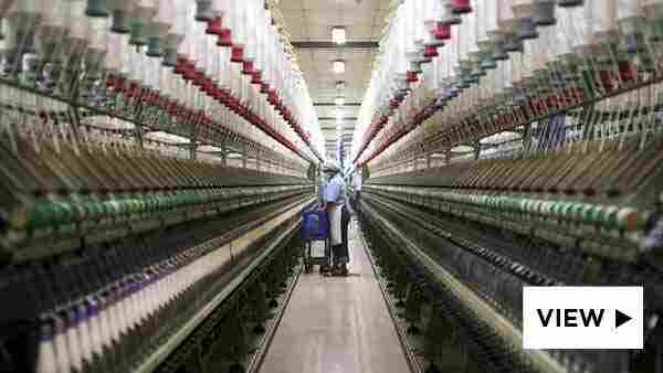 PLANET MONEY MAKES A T-SHIRT: Why The Recipe For Yarn Is Like The Formula For Coke