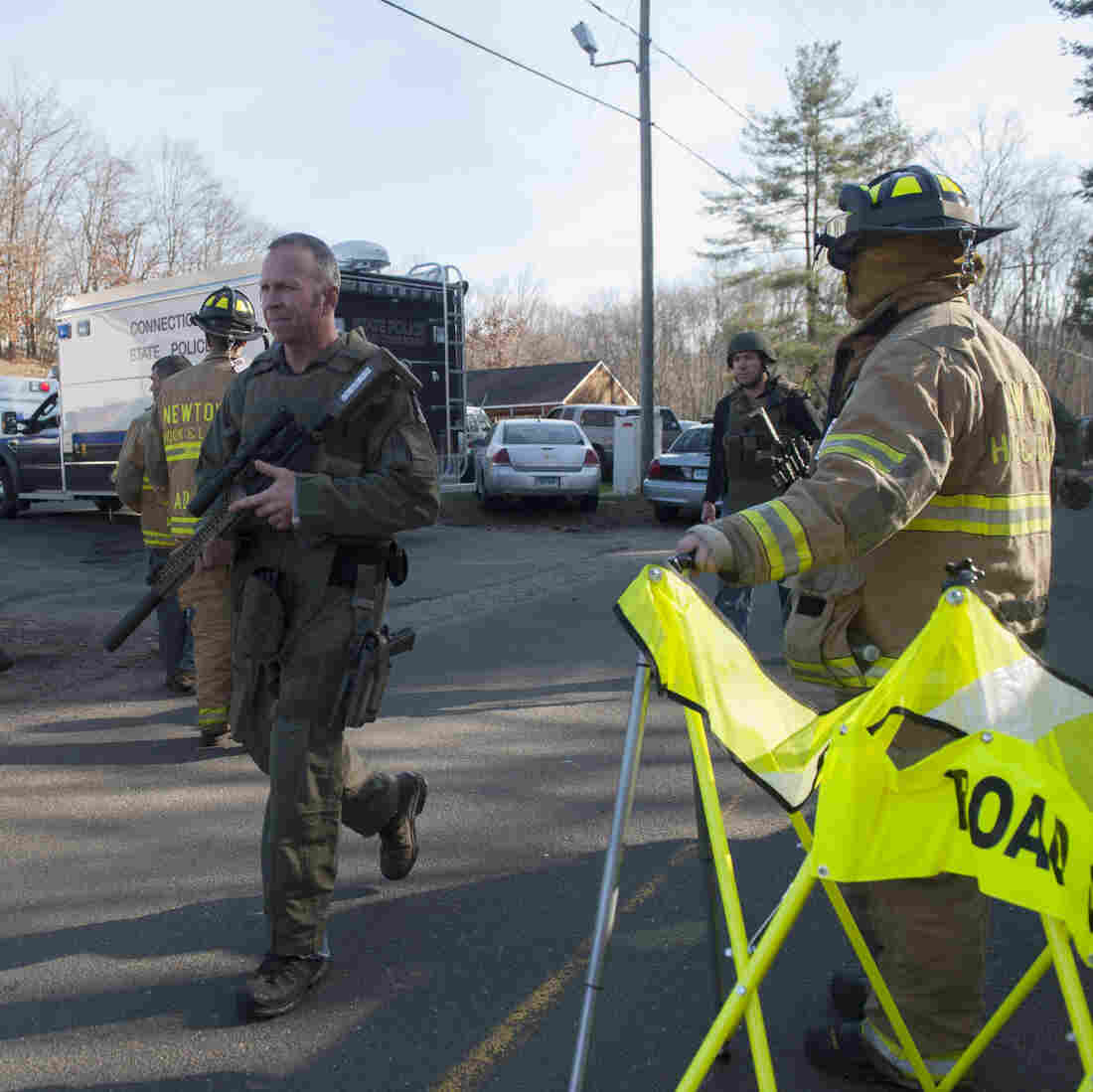 Sandy Hook Elementary 911 Calls Reveal Panic From Inside School