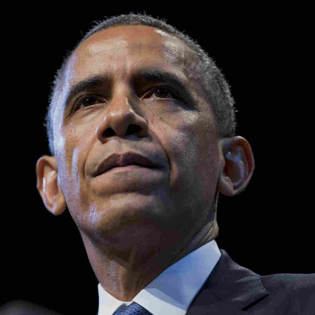 Income Inequality Is The 'Challenge Of Our Time,' Obama Says