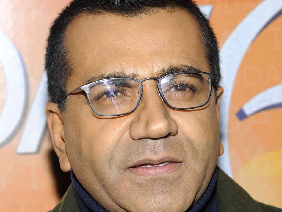 Martin Bashir attends the Today show's 60th anniversary celebratio