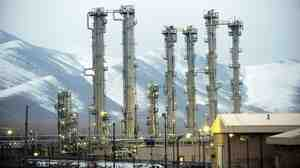 Inspectors from the International Atomic Energy Agency are scheduled to visit Iran's heavy-water reactor in the city of Arak on Sunday as part of an international deal on the country's nuclear program.