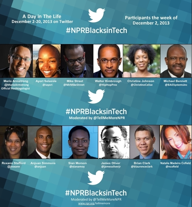 Blacks in Tech