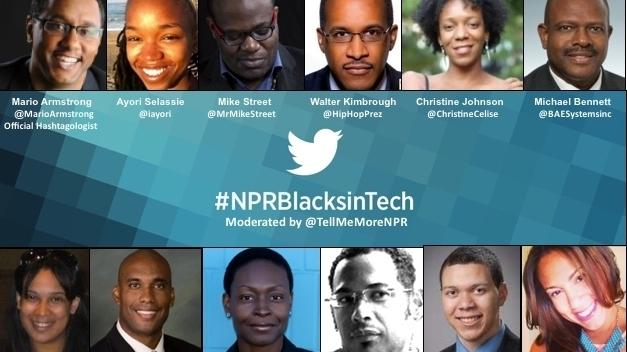 A Day In The Life: Blacks At The Cutting Edge Of Innovation