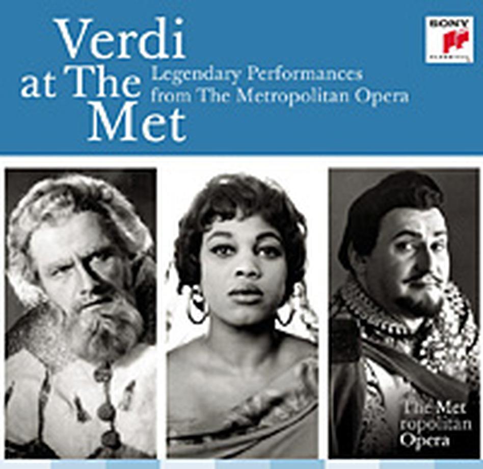 Verdi at the Met.