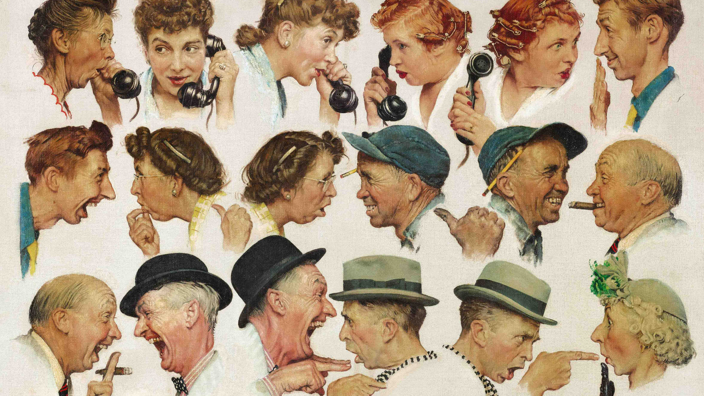 Norman Rockwell S Saying Grace Sells For 46 Million At