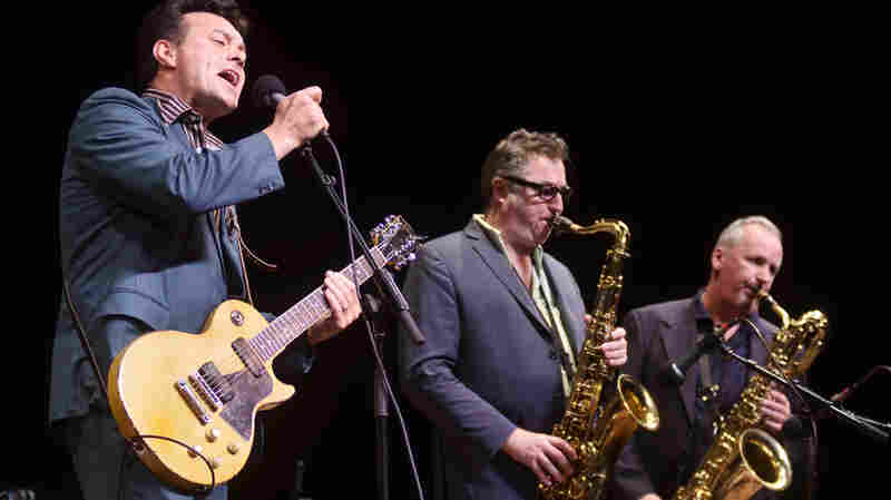 The James Hunter Six On Mountain Stage