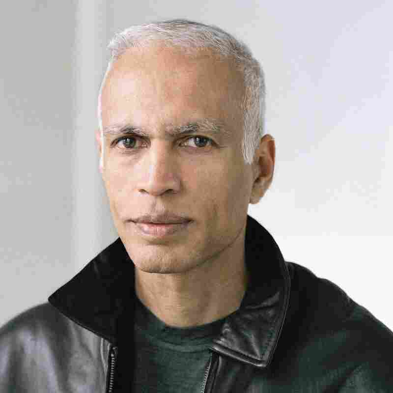 Author Manil Suri missed his chance to meet Joan Collins, who presented this year's Bad Sex in Fiction Award at a ceremony in London.