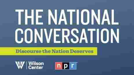Live Stream 'The National Conversation' Today At 12:30pm ET