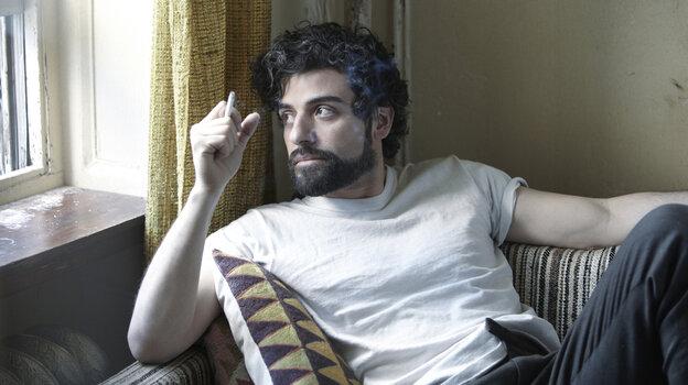 Oscar Isaac as the titular character in Joel and Ethan Coen's Inside Llewyn Davis.