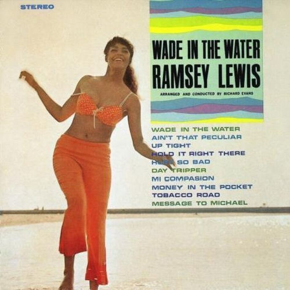 Ramsey Lewis cover