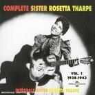 Sister Rosetta Tharpe cover