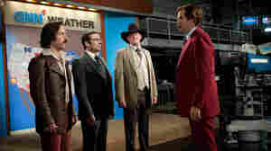 The massive marketing campaign for Anchorman 2: The Legend Continues has gone way beyond trailers and commercials. Some critics say the journalists are embarrassing themselves — and some say the character has become tiresomely ubiquitous.