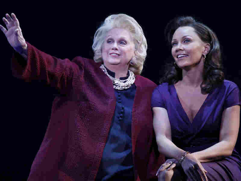 Barbara Cook and Vanessa Williams are part of the Sondheim on Sondheim cast; director James Lapine scoured archival footage and stills, blending them with Sondheim's songs to create the show's impressionistic portrait of the composer-lyricist's life.