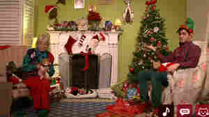 Cuteness Alert: Christmas Cats TV Is Streaming Live