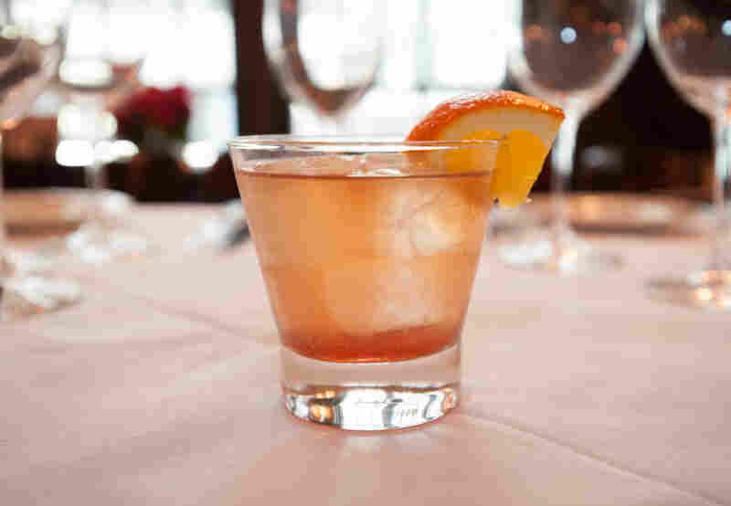 Dale's Holiday Old-Fashioned