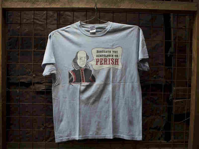 5c3f24867af Is This Your Old T-Shirt? (It's For Sale In Kenya) : Planet Money : NPR