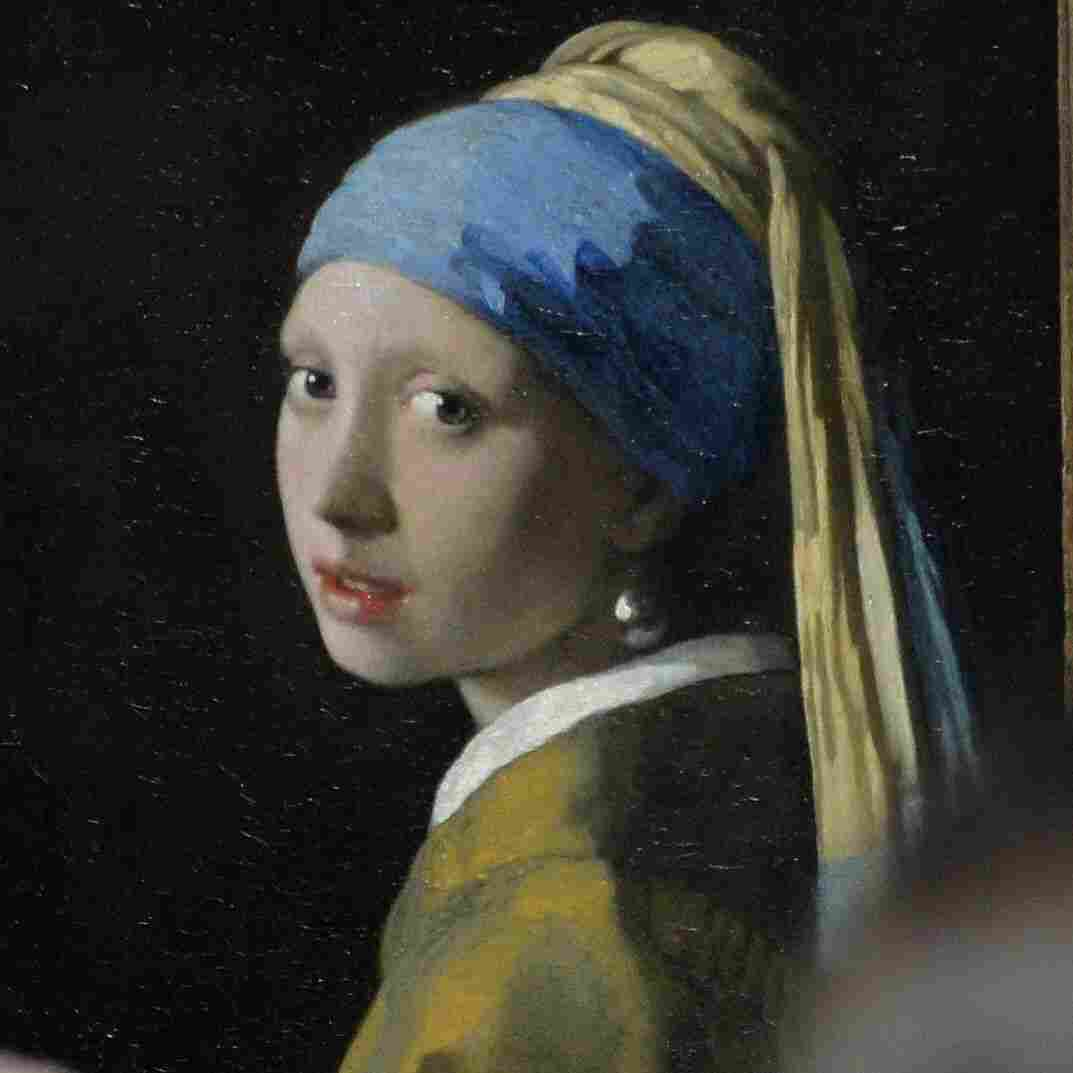 'Pearl Earring' Is The Crown Jewel Of The Frick's Dutch Exhibit