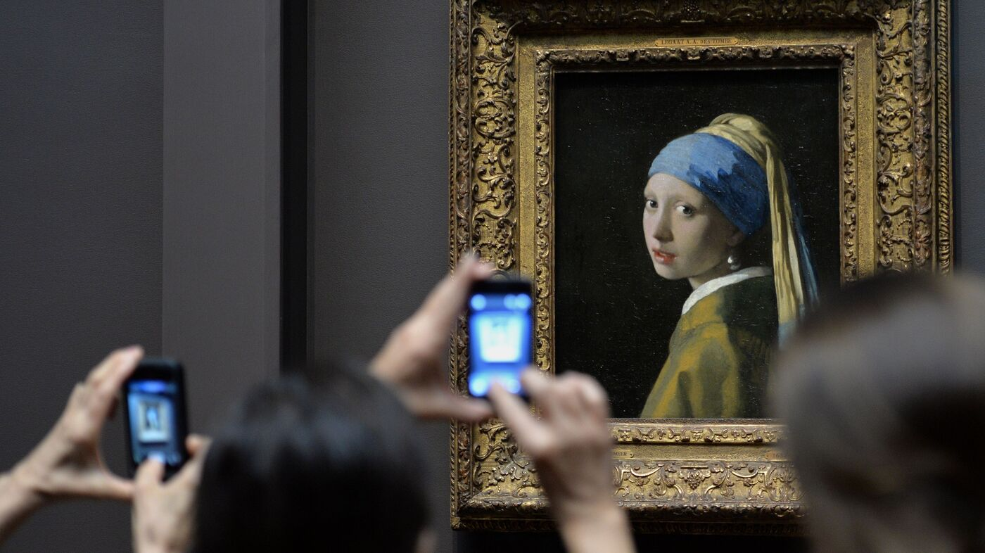 'pearl Earring' Is The Crown Jewel Of The Frick's Dutch Exhibit : Npr
