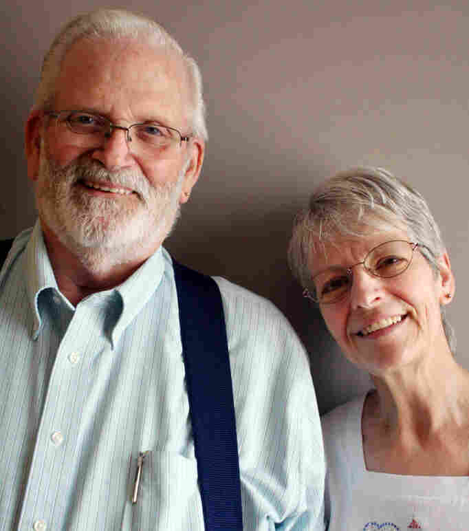 On a visit to StoryCorps in Ohio, Dennis Hale recounted his experience surviving a shipwreck on Lake Huron to his wife, Barbara.
