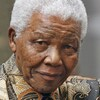 Former South African president Nelson Mandela in 2007.