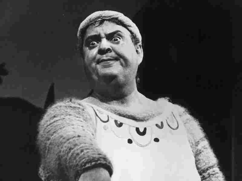 Zero Mostel starred as Pseudolus in the bawdy farce A Funny Thing Happened on the Way to the Forum. The musical was the first to feature Sondheim's music and lyrics.