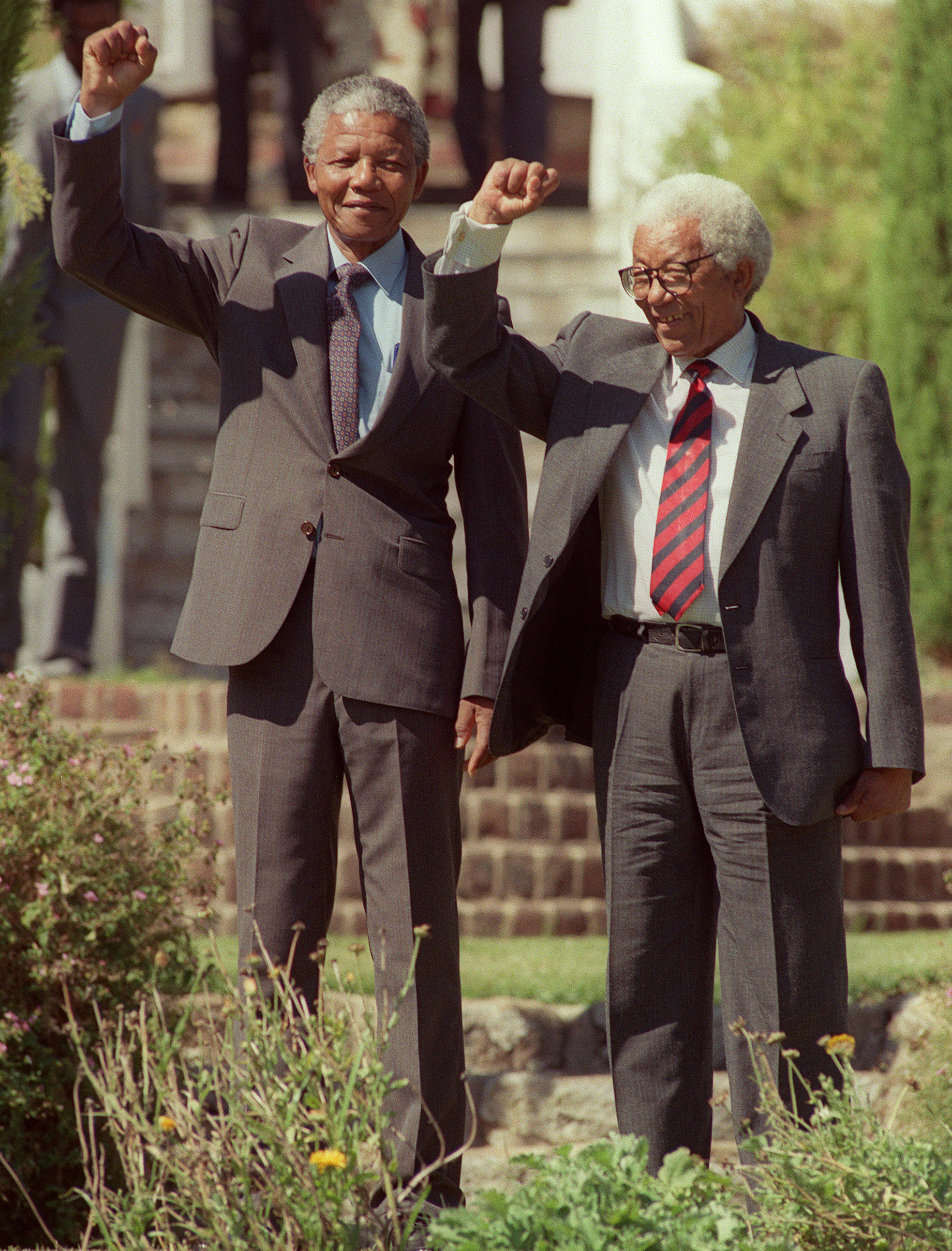 As We Memorialize Mandela, Remember Those Who Stood With Him