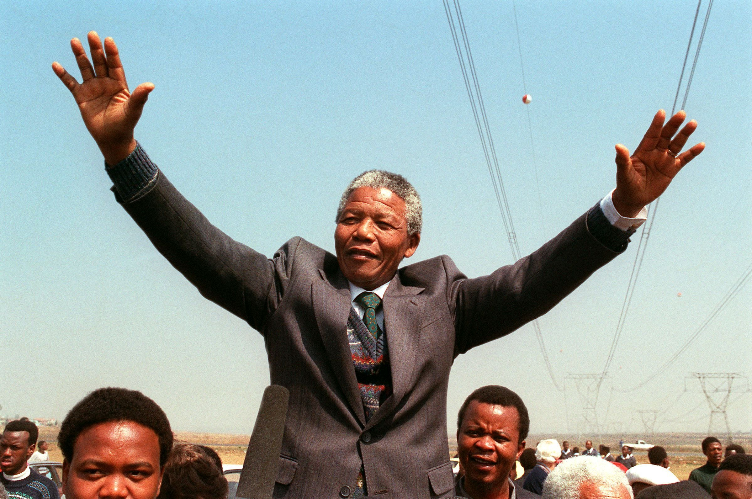 LISTEN: Two Mandela Speeches That Made History