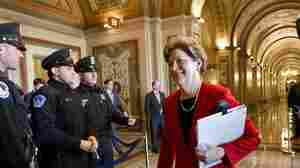 Sen. Jeanne Shaheen, D-N.H., on Capitol Hill earlier this year.