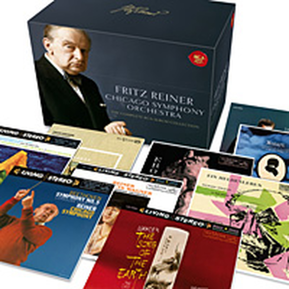 Fritz Reiner conducts the Chicago Symphony Orchestra.