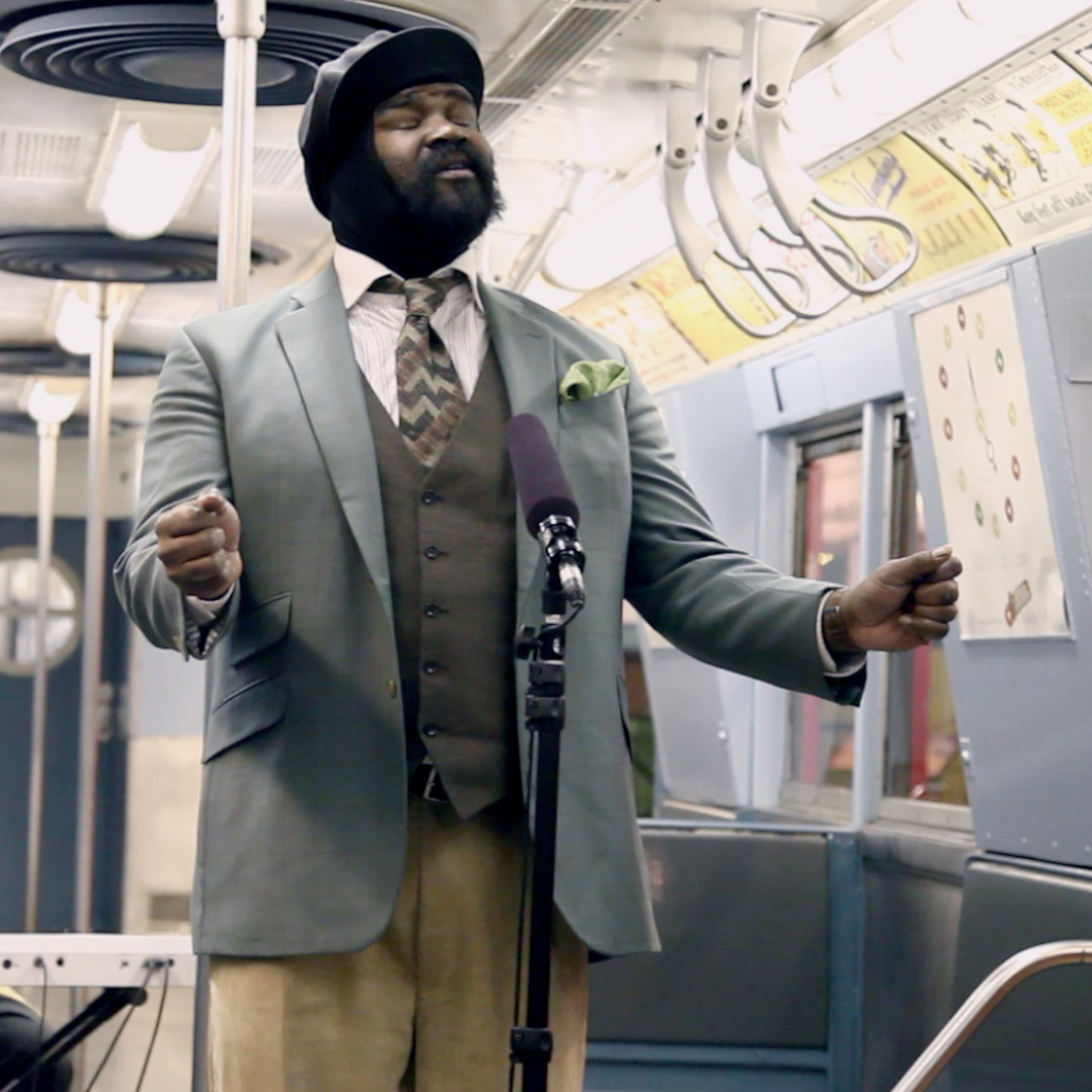Gregory Porter: NPR Music Field Recording.