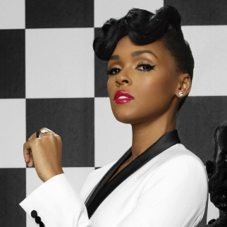 Janelle Monáe's new album, The Electric Lady, features collaborations with Prince, Erykah Badu, Miguel and Esperanza Spaldin