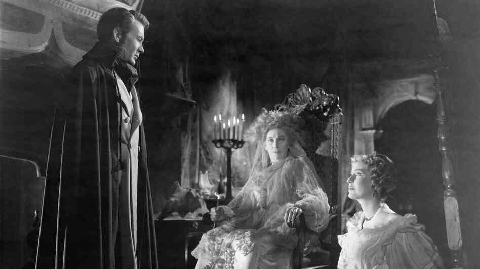Author Ronald Frame says his reimagining of Miss Havisham was based on David Lean's 1946 adaptation of Great Expectations.