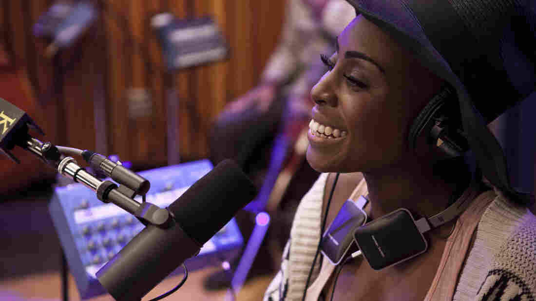 British songwriter Laura Mvula was a favorite on public radio stations around the country.