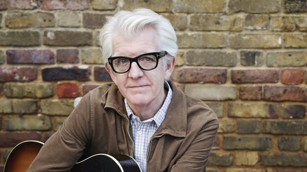 Nick Lowe's Quality Street: A Seasonal Selection for All the Family is an album of original holiday songs and some reworked classics.