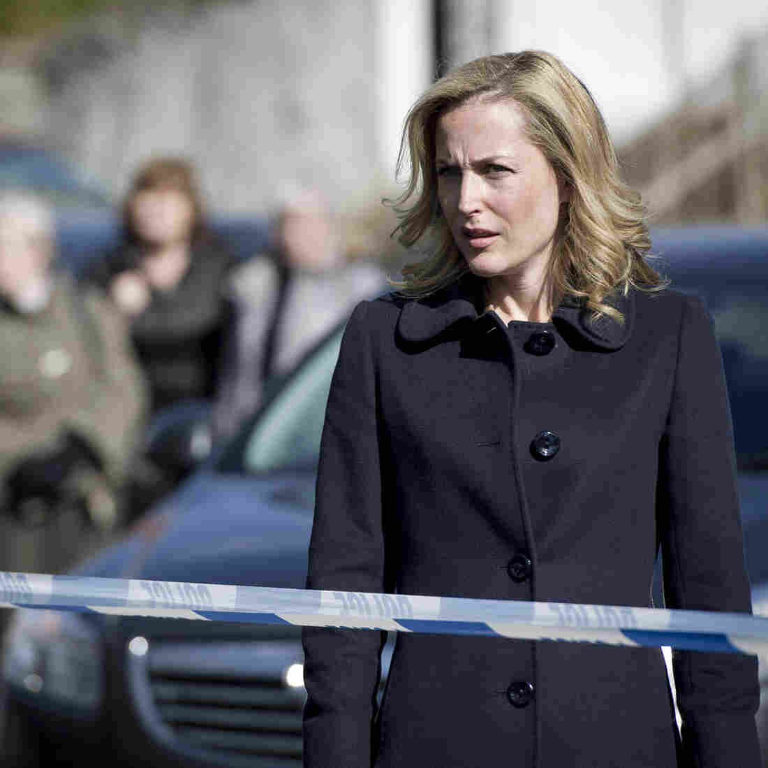 Gillian Anderson On 'The Fall' And Getting Arrested In High School